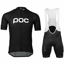 ES POC Maillot Equipacion Ciclismo Respirable Gel Culotte Competencia Ropa