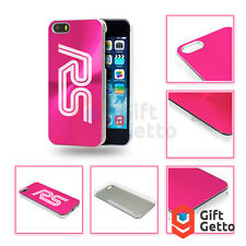 Ford Escort Focus RS Logo Engraved Personalized Metal Cover Case - iphone 5/5s