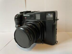 Mamiya 6 Mittelformat Analogkamera + Mamiya G 75mm / Mamiya 7 II
