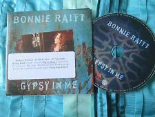 Bonnie Raitt Gypsy In Me RED WING Records RWR046 Promo CD Single