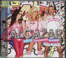 = ALCAZAR - DISCO DEFENDERS / double CD / 2CD sealed / Swedish eurodance / PL ed