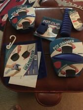 Pot Grabber - Pot Clip - Pot Handle Holder - Silicon Heatbeater
