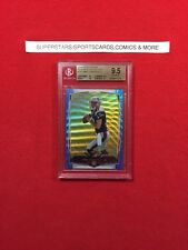 JIMMY GAROPPOLO 2014 TOPPS CHROME BLUE WAVE REFRACTOR ROOKIE 49ers QB RC BGS 9.5