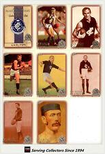 1996 Select AFL Hall of Fame Inaugural Legend Card Lgd9 Bob Pratt