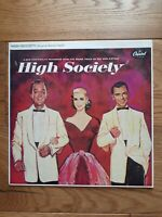 Various – High Society (Motion Picture Soundtrack)  SLCT 6116 Vinyl, LP, Stereo