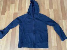 New listing Children's Place Girls Uniform Zip Up Sweatshirt Hoodie Navy Blue Size 10-12 L