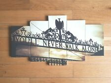 Liverpool f.c. , You'll Never walk alone , canvas, wall art larger version