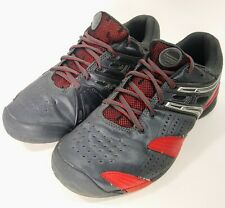 Babolat Red Black Mens Tennis Shoes 30F1292 Size US 9.5