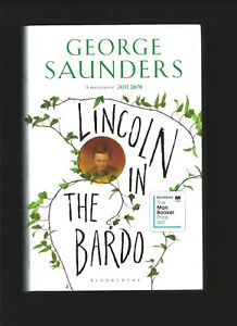Lincoln In The Bardo by George Saunders ( HB 5th Imp. 2017 )