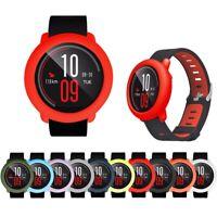 de reloj Marco de silicona Piel protectora For Xiaomi Huami AMAZFIT Pace