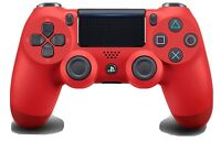 Sony DualShock 4 (3001818) Wireless Controller for PlayStation 4 Red