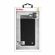 KRUSELL lusso di stile Flip Portafoglio Custodia Folio per Samsung Galaxy Note 8