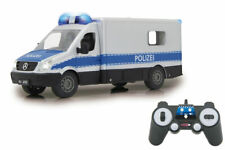 RC Ferngesteuerter Mercedes-Benz Polizei Einsatzwagen 1:18 2,4GHz Jamara 405165