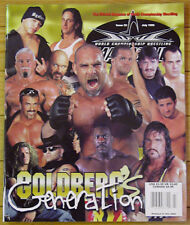 WCW Magazine #52 - July 1999 - Goldberg's Generation - Brand New!