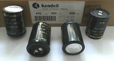 10 Stück Elko Kendeil 470uF 450V 105° 35x50 RM10 Snap-IN 30,00 Euro