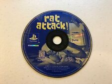 Rat Attack! (Sony PlayStation 1 PS1) DISC ONLY