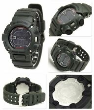 G-9000-3V Green G-Shock Men's Watches Casio 200m Resin Band Sport New Mudman