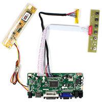 "HDMI DVI VGA Audio LCD Controller Board For 14.1"" LP141WX1 B140EW01 1280X768 LCD"