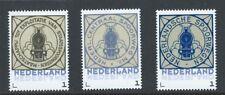 PPZ persoonlijke Postzegels NS Spoorwegen 3 verschillende sluitzegels. Prachtig
