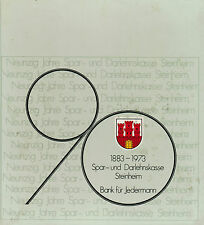 Vockel, 90 J. Spadaka Steinheim i Westfalen, mit Stadt-Chronik, Kr. Höxter, 1973