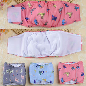 Practical Male Dog Wrap Physiological Pants Band Diapers Belly Nappys Sanitary*