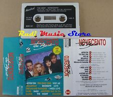 MC NOVECENTO The best HUNDRED RTL 102.5 no cd lp dvd vhs (*)