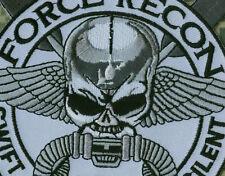 KILLER ELITE USMC GHOST FORCE RECON PATCH: MARFORLANT Marine Forces Atlantic a