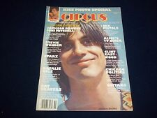 1978 MARCH 2 CIRCUS MAGAZINE - JACKSON BROWNE - MUSIC CENTERFOLD - B 1756