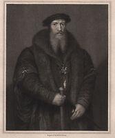1831 Georgianisch Aufdruck ~ William First Lord Paget