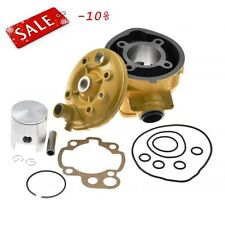 SALE -10% NEW BARREL CYLINDER KIT 70cc  + HEAD TUNING CH MOTO WXE 50 RACING AM6