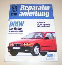 Reparaturanleitung BMW 320i / 325i (E 36)   Sechszylinder - ab 1990!