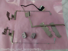 DELL Inspiron 5520 7520 15 LCD Hinges Flex Cable Covers R4WW7 0630H Ribbon CNNGH