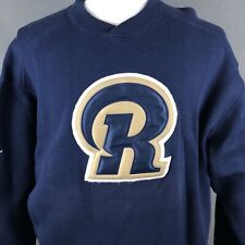 St. Louis Rams PUMA NFL Football Heavyweight Sweatshirt Size XL Embroidered