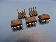 (5) SEIKO S-24S30I10 64K 8Kx8 SERIAL NVSRAM CMOS STATIC RAM EEPROM 5V 8 PIN DIP
