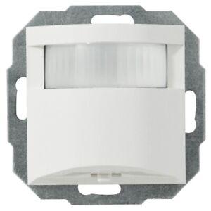 UP Bewegungsmelder 3-Draht 180° passend für GIRA System 55, JUNG AS 500, uvm.