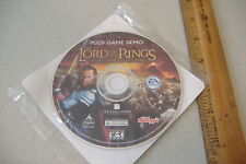 ~The Lord Of The Rings~The Return Of The King~Pccd Game Demo~Kelloggs 2003 Promo