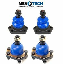 Chevrolet Blazer GMC Jimmy 4WD Front Upper & Lower Ball Joints KIT Mevotech