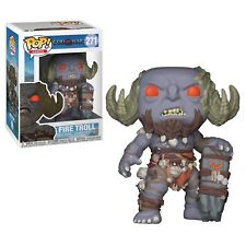 Funko God Of War POP Fire Troll Vinyl Figure NEW In Stock Collectibles