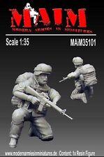 MAIM U.S.HUMVEE CREW # 2 SCALA 1:35 COD.ART.35101