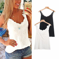 Unbranded Cotton Petite Sleeveless Women's Tops & Shirts