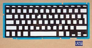"""Tastatur Backlight Folie Apple MacBook Pro 17"""" A1297 Hintergrund Beleuchtung"""