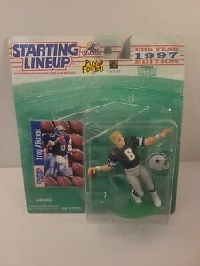 Starting Lineup Troy Aikman Dallas Cowboys Collectible - 1997 Edition