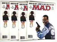 Mad Magazine #275 (4 Copies) Dec 1987 Eddie Murphy Cover VF+ No Folds See Pics