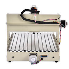 400W USB 3040 CNC Router 4 AXIS Engraver Machine Engraving 3D Cutting Carving