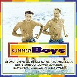 GAYNOR Gloria, SPARKS, SUMMER Donna... - Summer boys - CD Album