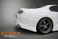 Toyota Supra JDL Style Rear Bumper Add-On with Diffuser v8