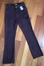 NWT ALEXA CHUNG FOR AG 25 REVOLUTION WOMENS CORDUROY JEANS, SZ 25 MSRP $198