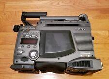 Sony SRW-9000 HDCAM SR Camcorder - HKSR-9003 With 444 Option Boards - 35 Hours!