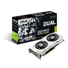 ASUS Dual-Serie GeForce GTX 1060 6GB GDDR5 Gaming-Grafikkarte (90YV09X0-M0NA00)