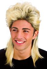 80er anni Sunnyboy Mullet Parrucca NUOVO-CARNEVALE PARRUCCA CAPELLI